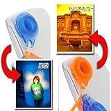 Kenko カメラ付携帯電話用 おもしろレンズ スーパースターに撮れる [星型&セピア調のペア] MPL-BO