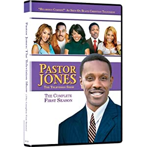 Pastor Jones: Complete First Season [DVD] [Import]