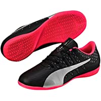 PUMA Boys Evopower Vigor 4 It Jr Bs, Grey, Football Boots
