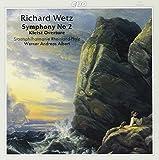 ヴェッツ:交響曲 第2番Op.47/クライスト序曲