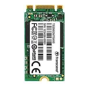 Transcend SSD 256GB M.2 2242 SATA III 6Gb/s TS256GMTS400