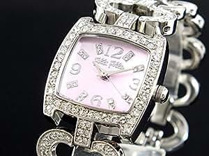 (フォリフォリ) FOLLI FOLLIE フォリフォリ 時計 FOLLI FOLLIE 腕時計 レディース WF5T120BPP ピンク/シルバー ウォッチ[並行輸入品]