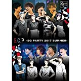 【DVD】S.Q.P -SQ PARTY 2017 SUMMER-