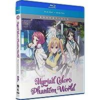 Myriad Colors Phantom World Essentials Blu-Ray