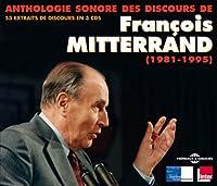 Francois Mitterrand 1981-1995 / 53 Historical Speeches