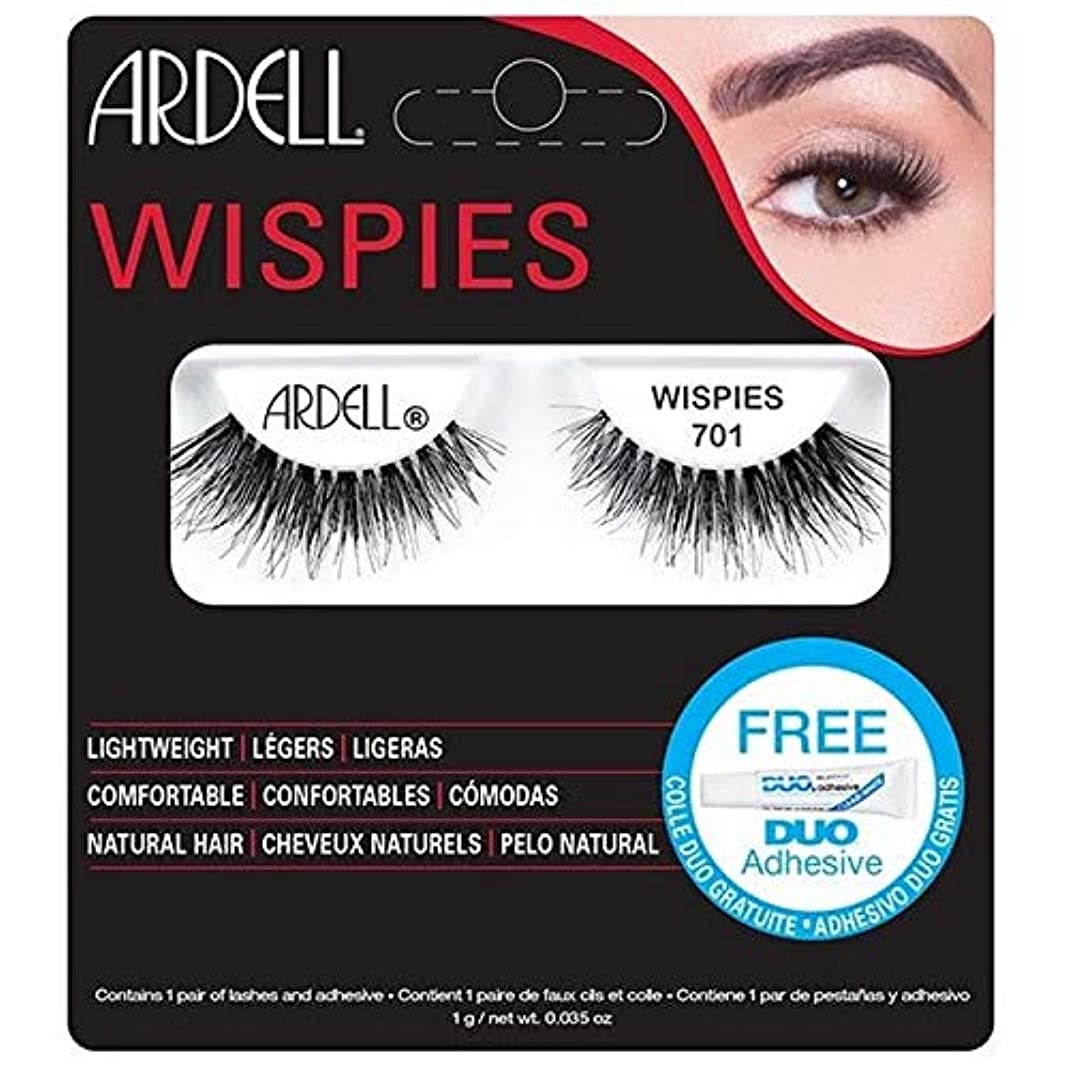 [Ardell] ArdellまつげWispies 701 - Ardell Lashes Wispies 701 [並行輸入品]