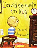 David Se Mete En Lios/ David gets in trouble (Coleccion Rascacielos)