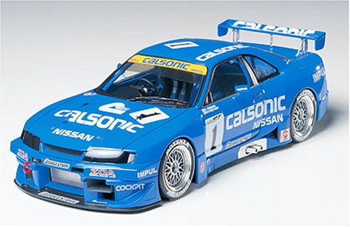 1/24 スポーツカーシリーズ カルソニックスカイライン(R33)
