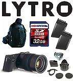 Lytro ILLUMライトフィールドデジタルカメラバンドルW/32GB、バックパック、Lytroバッテリーb2–0022