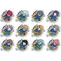 コトブキヤ クリアブローチコレクション Starry☆Sky キャラクター雑貨 BOX