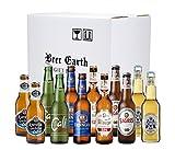 世界のノンアルコールビール12本 飲み比べセット 【ビットブルガードライブ、エルディンガーフリー、サグレスゼロ、カリ、エストレーリャガリシア0.0】 専用ギフトボックスでお届け