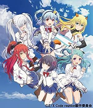 【Amazon.co.jp限定】Z/X Code reunion Blu-ray BOX1 (全巻購入特典:カードケース&B3クリアポスター&キャンバストートバック 引換シリアルコード付)