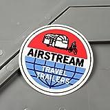 ステッカー エアストリーム キャンピングトレーラー AIRSTREAM_SC-MS114-FEE
