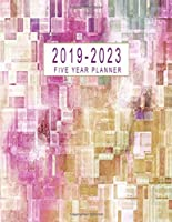 Five Year Planner 2019-2023: 2019-2023 Monthly Planner | 2019-2023 Five Year Planner | 60 Month Calendar | 2019-2023 Calendar | Five Year Planner 8.5 ... Planner Calendar Monthly Planner) (Volume 1) [並行輸入品]