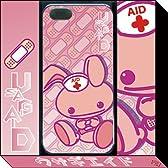 ウサギエイド(5/5S)(iPhoneSE/5/5Sケース) (緒弧ラボ)