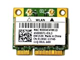 DELL+汎用 Dell WLAN 1530 Half MiniCard 802.11a/b/g/n 300Mbps 無線LANカード (BCM943228HM4L)
