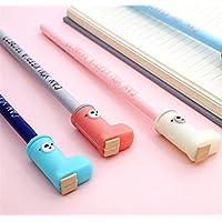 Dalino Interesting School Supplies 3pcs /設定雨ブーツGelペンキット署名ペン学生ひな形装置(ランダムカラー)