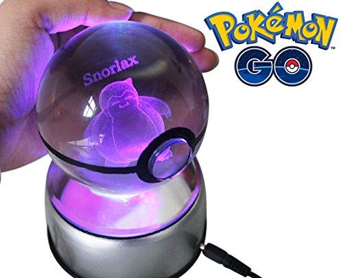 Pokemon Go Snorlax Engraveレーザー...