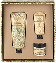 Morris & Co Golden Lily Hand Care Set, 3