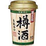 菊正宗 樽酒ネオカップ 180ml×20本