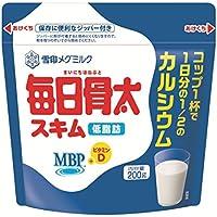 雪印メグミルク 毎日骨太MBPスキム 200g