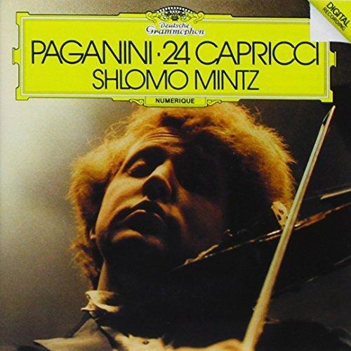 パガニーニ:24のカプリース