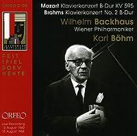 Piano Concerto 27 in B Flat Major Kv 595