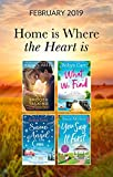 The Home Is Where The Heart Is Collection: Snow Angel Cove (Haven Point) / Smooth-Talking Cowboy (A Gold Valley Novel) / What We Find (Sullivan's Crossing) ... &Boon e-Book Collections) (English Edition)
