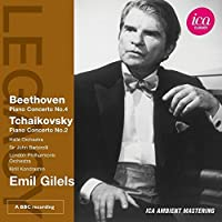 Legacy: Emil Gilels by BEETHOVEN / TCHAIKOVSKY (2011-10-25)