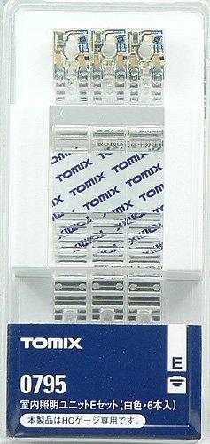 室内照明ユニットセットE (白色・6個入) セット 795