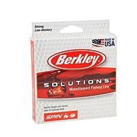 (Green Mist-250-Yard/10-Pound) - Berkley Solutions Spinning Green Mist
