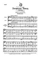 Gustav Holst: Swansea Town (SATB) / グスターヴ・ホルスト: スウォンジー・タウン 混声四部合唱(SATB)合唱楽譜