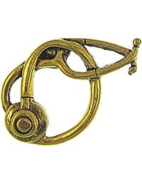 聴診器ゴールドラペルピン ゴールド