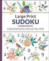 Large Print Sudoku (Large Print Puzzles)