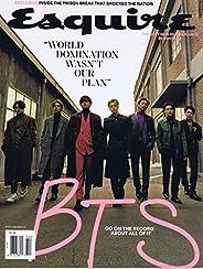 Esquire [US] Winter No. 54 2020 [BTS表紙号] (単号)