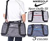 ナイキ ゴルフウェア ナイキ NIKE スポーツダッフルバッグ 3 GA0261