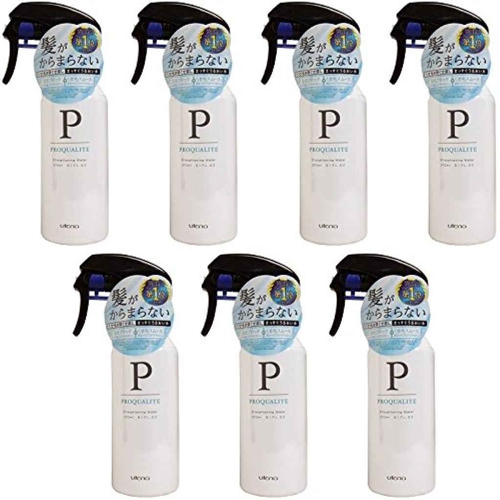 下るギャンブル代表して【まとめ買い】プロカリテ まっすぐうるおい水【×7個】