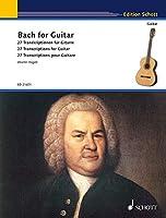 Bach for Guitar: 22 Transcriptions