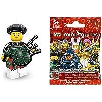 レゴ(LEGO) ミニフィギュア シリーズ7 バグパイプ奏者(Minifigure Series7) 【8831-6】
