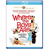 Where the Boys Are [Blu-ray]