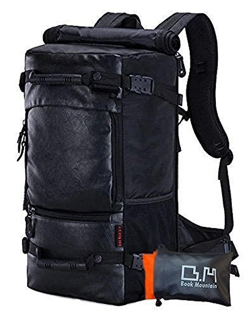 リスクスーツ近傍Book Mountain(ブックマウンテン) 3way リュックサック 多機能 大容量 (バッグ&ボストン&ショルダー) パソコン収納可能 BOBL02