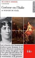Corinne Ou L Italie Fo Th (Foliotheque)