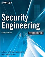 Security Engineering: A Guide to Building Dependable Distributed Systems by Ross J. Anderson(2008-04-14)
