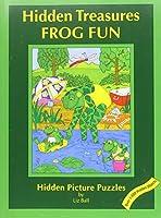 Frog Fun: Hidden Treasures, Hidden Picture Puzzles