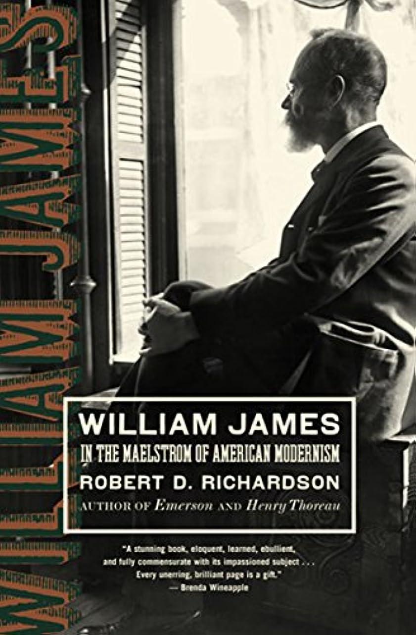 バッフルくつろぐ蛇行William James: In the Maelstrom of American Modernism (English Edition)