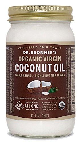 Dr.ブロナーバージンココナッツオイル USDA(米国農務省)...