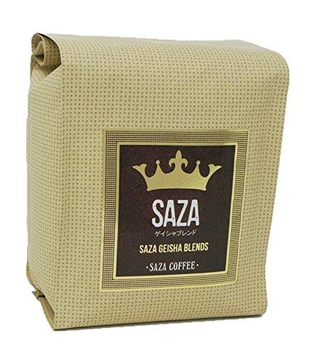 サザコーヒー レギュラーコーヒー パナマゲイシャブレンド 豆 200g
