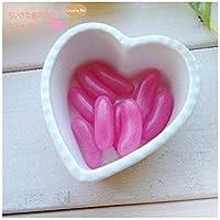 洋食器 白い食器のハートスフレココット 洋食器 食器 バレンタイン