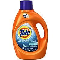 Tide(タイド) 衣類用洗剤 タイドリキッド コールドウォーター 2.72L (59回分)