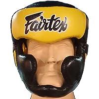 Fairtex hg13ヘッドガード – レースUpヘッドボクシング、ムエタイ、MMA、k1 Protective